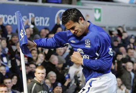 tim cahill posts message to everton fans on anniversary of